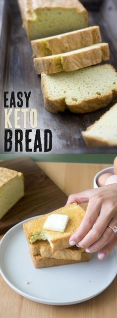 Photo of The Best Keto Bread Recipe – Low Carb Bread