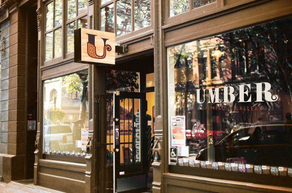 Umber on Branding Served