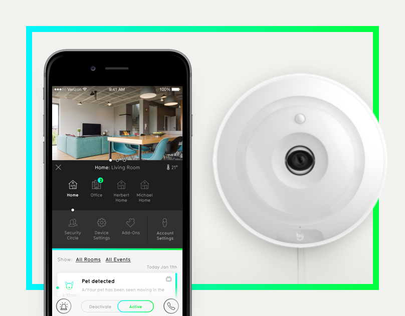 Echa un vistazo a este proyecto @Behance: \u201cBuddyGuard Home Security App\u201d https://www.behance.net/gallery/42496279/BuddyGuard-Home-Security-App