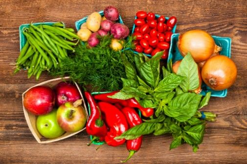 A new study suggests people who eat up to seven servings of fruit and vegetables a day can cut their risk of death by 42 percent and that vegetables may be more important than fruit to your overall health.