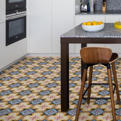 Cape Town Encaustic Tiles In 2020 Encaustic Tile Tiles Decorative Tile