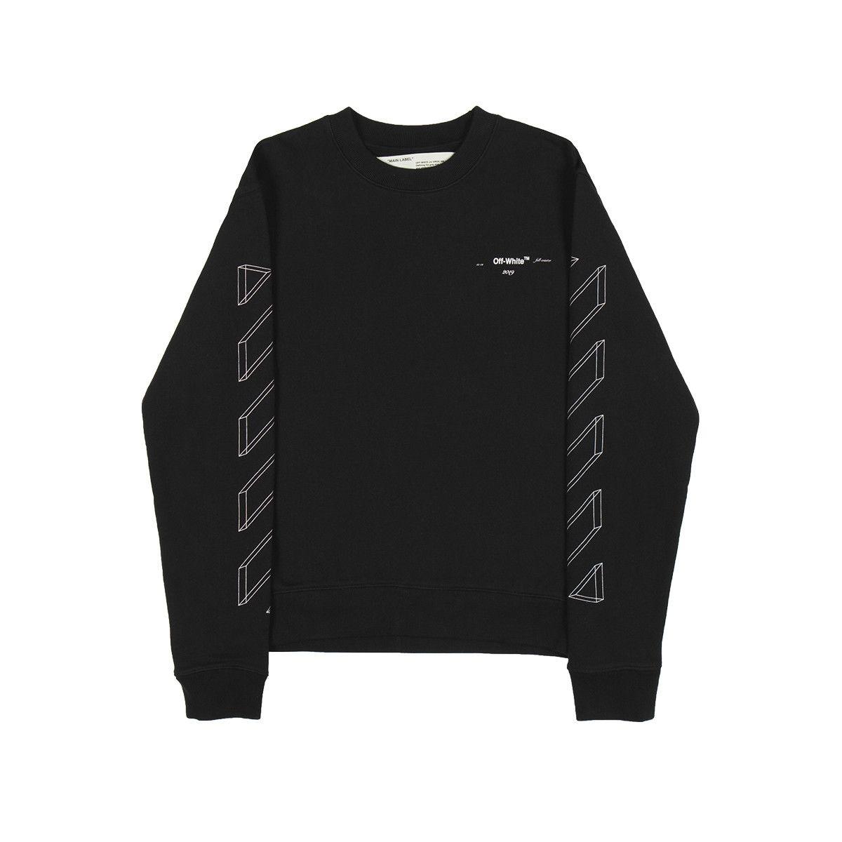 Parity Off White Crew Sweatshirt Up To 64 Off [ 1200 x 1200 Pixel ]