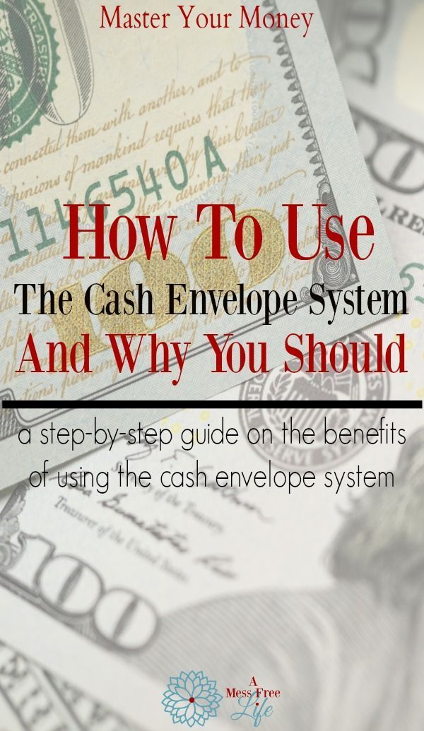 To Use The Cash Envelope System and Why You Should Using the cash envelope system is one of the best ways to gain control over your budget and spending. Learn how to use and all the benefits associated with using it. | Money | Budgeting | Get out of Debt | Tips | Strategies |Use  Use may refer to:   or to:   User (disambiguation)