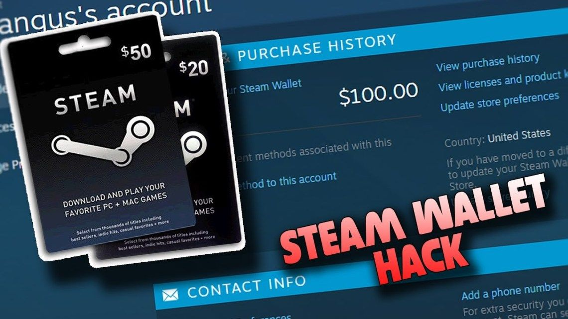 how to buy a steam wallet