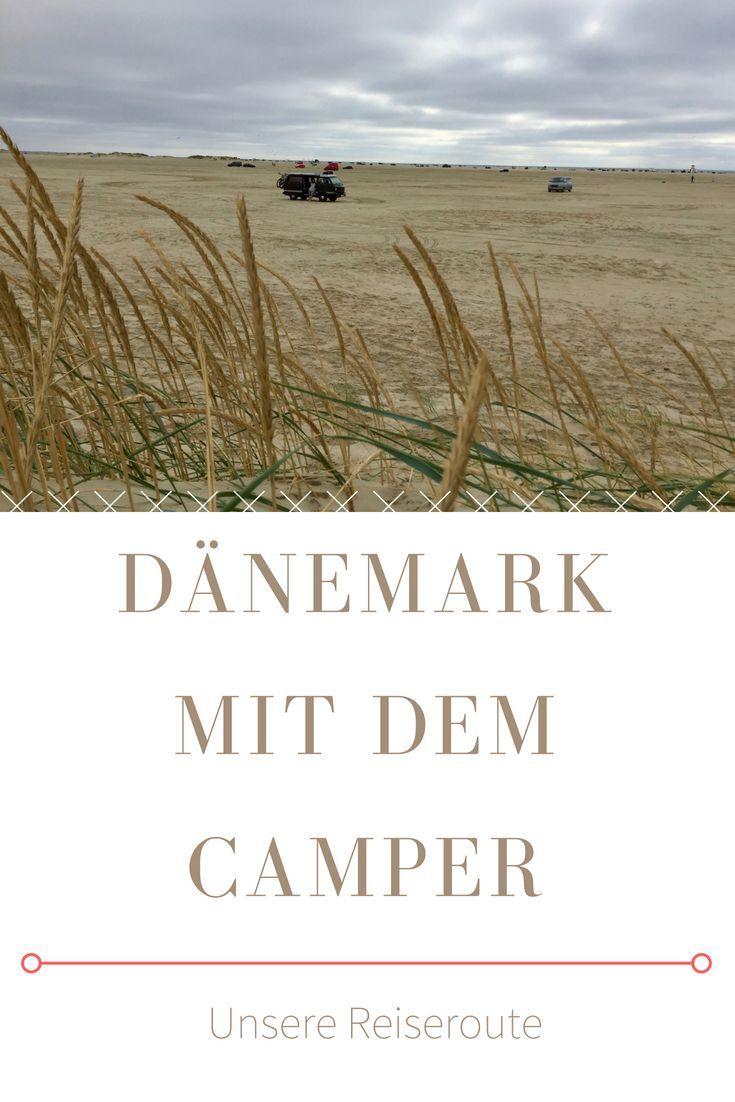 Gerade für Camper bietet Dänemark unglaublich viel. Aber ...