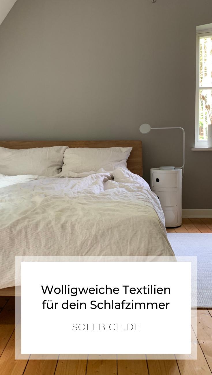 Die schönsten Wohntextilien Schlafzimmer, Einrichten
