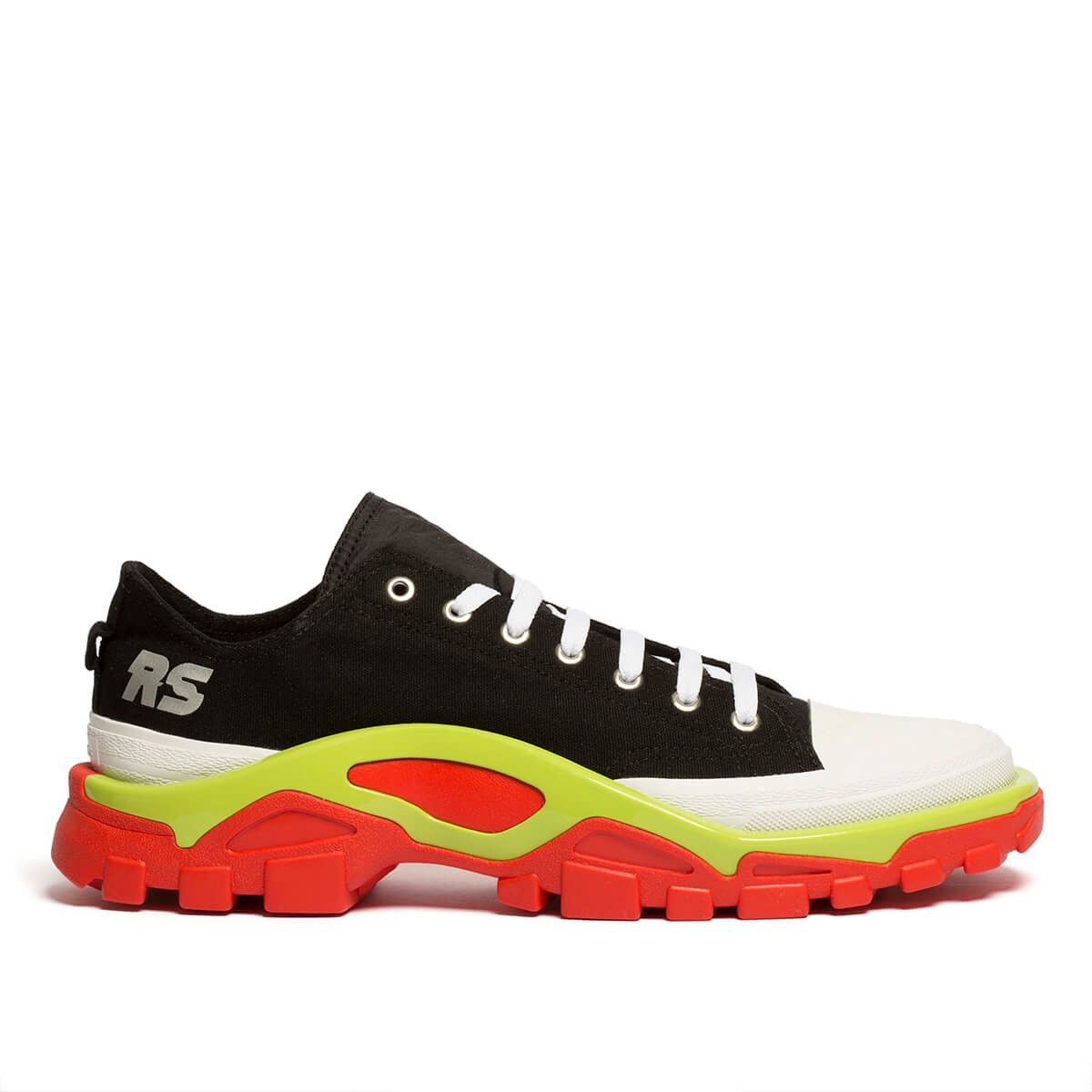 6a2917acd Detroit Runner sneakers from the S/S2019 Raf Simons x Adidas collection in  black