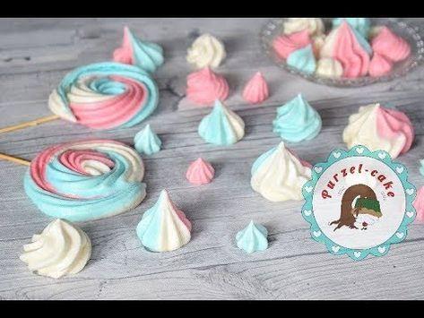 Baiser selber machen/Basic Baiser Rezept/von Purzel-cake