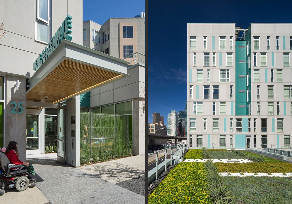 Leddy Maytum Stacy Architects Rene Cazenave Apartments Architect Apartment House
