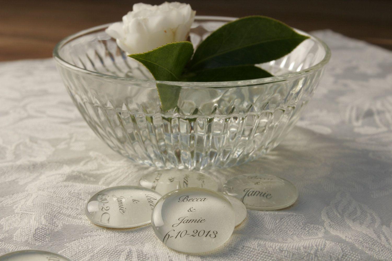 10 Wedding Favors Personalized Bubble By Burstingcocoonstudio