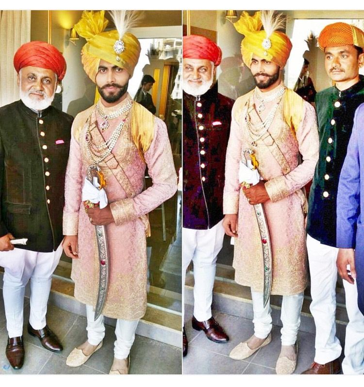 f604c6de81 Indian groom Rajasthani groom Ethnic | Rajput Groom in 2019 ...