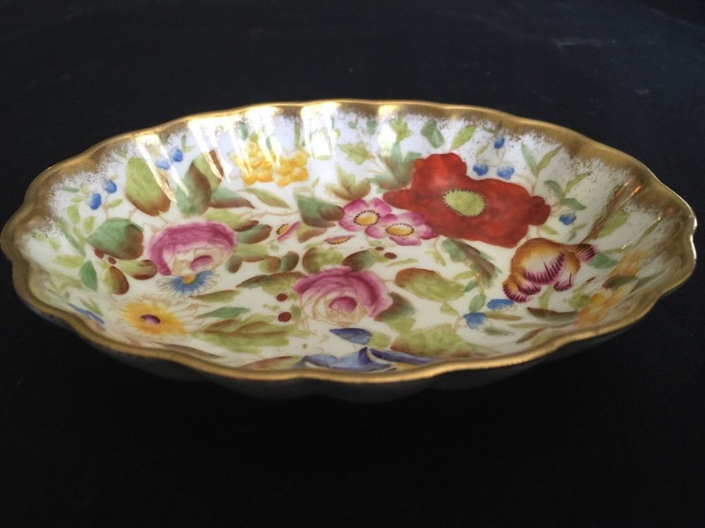 Hammersley Queen Anne Nut Pin Dish Plate Ann & Hammersley Queen Anne Nut Pin Dish Plate Ann | Queen anne Dishes ...