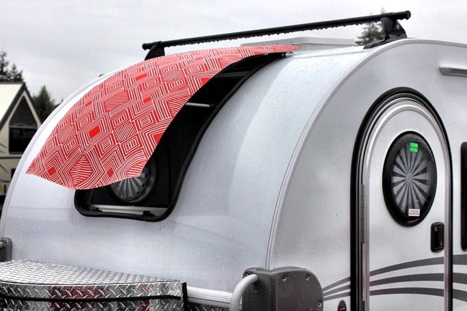 T@g/Tag Trailer Window Awnings || Now Includes FREE ...