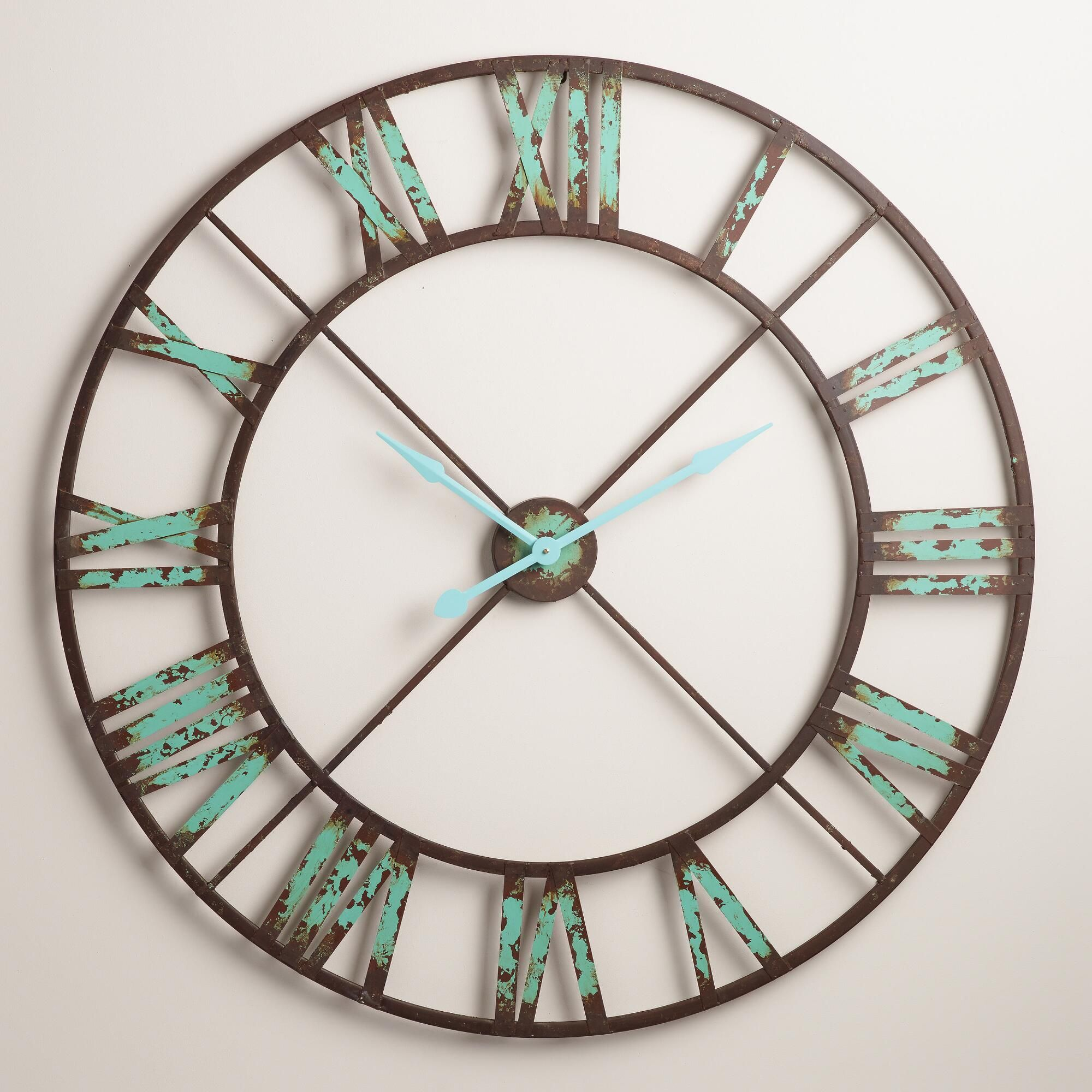 A bold statement piece for the kitchen or living room, our oversized ...