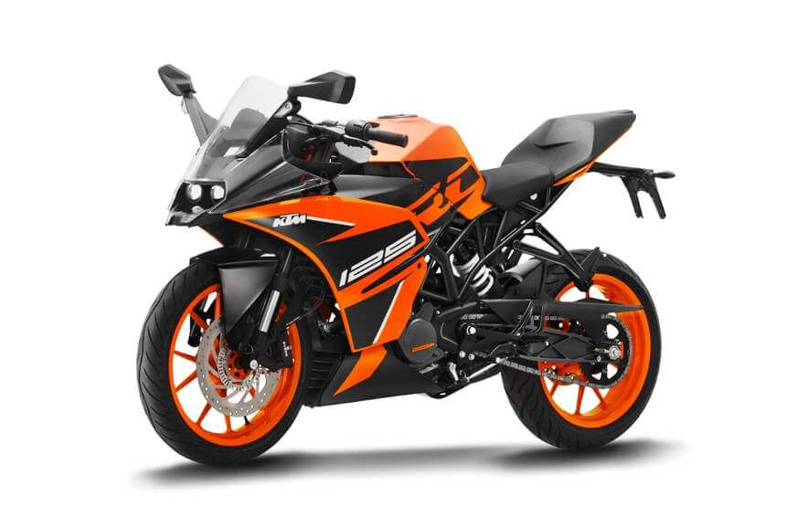 Would You Buy New The Ktm Rc 125 Ktm Rc Ktm Ktm Motorcycles