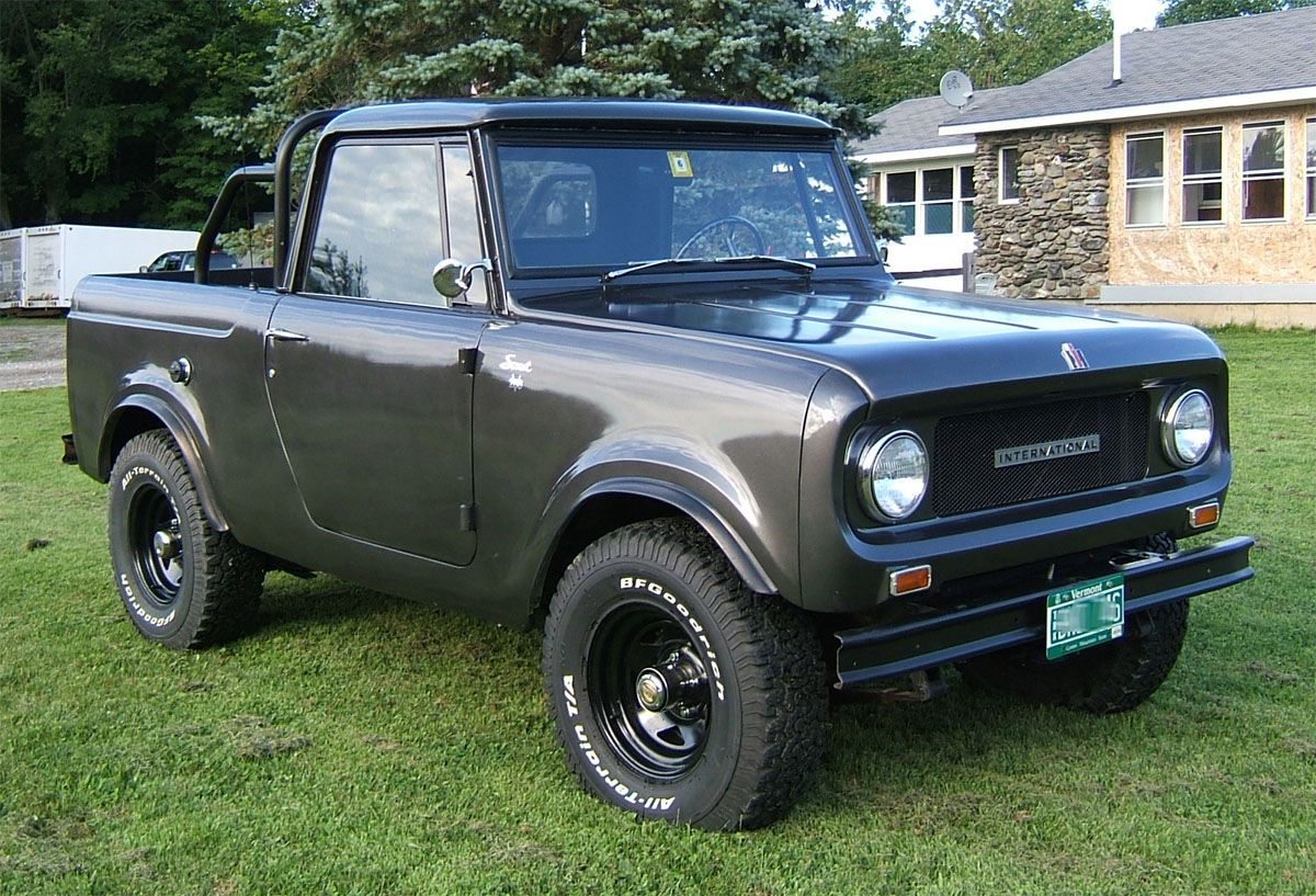 Ih scouts pinterest international scout jeeps and harvester