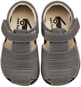 See Kai Run Darrel Gray Boys Toddler Sandals...for RJ for next summer