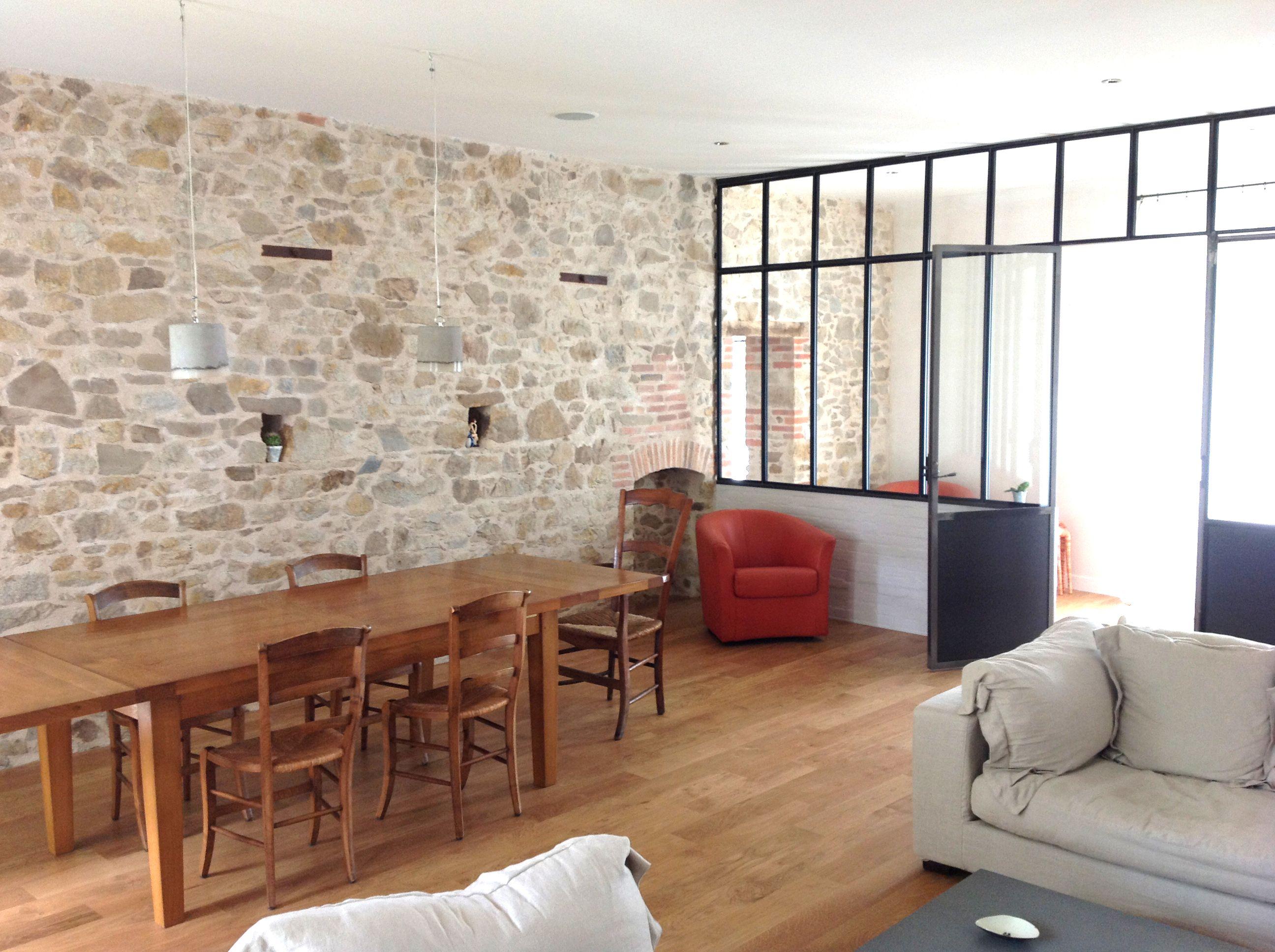 Enduit Blanc Mur Exterieur enduit-baticlay-interieur-blanc-arcadie-realisation-argilus