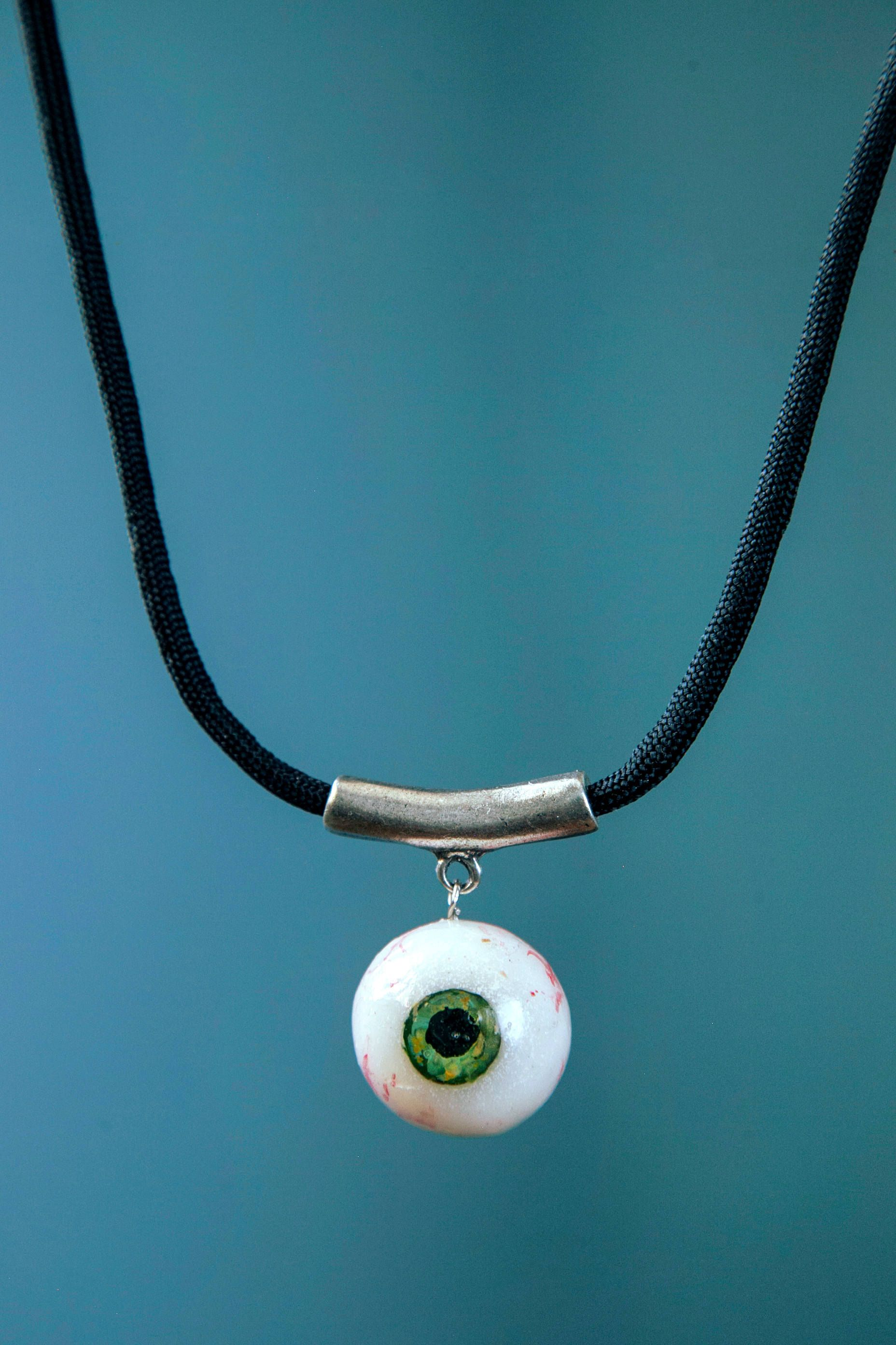 Creepy realistic eyeball necklace macabre jewelry evil eye pendant creepy realistic eyeball necklace macabre jewelry evil eye pendant weird stuff horror jewelry eye necklace third eye pendant evil oddity aloadofball Choice Image