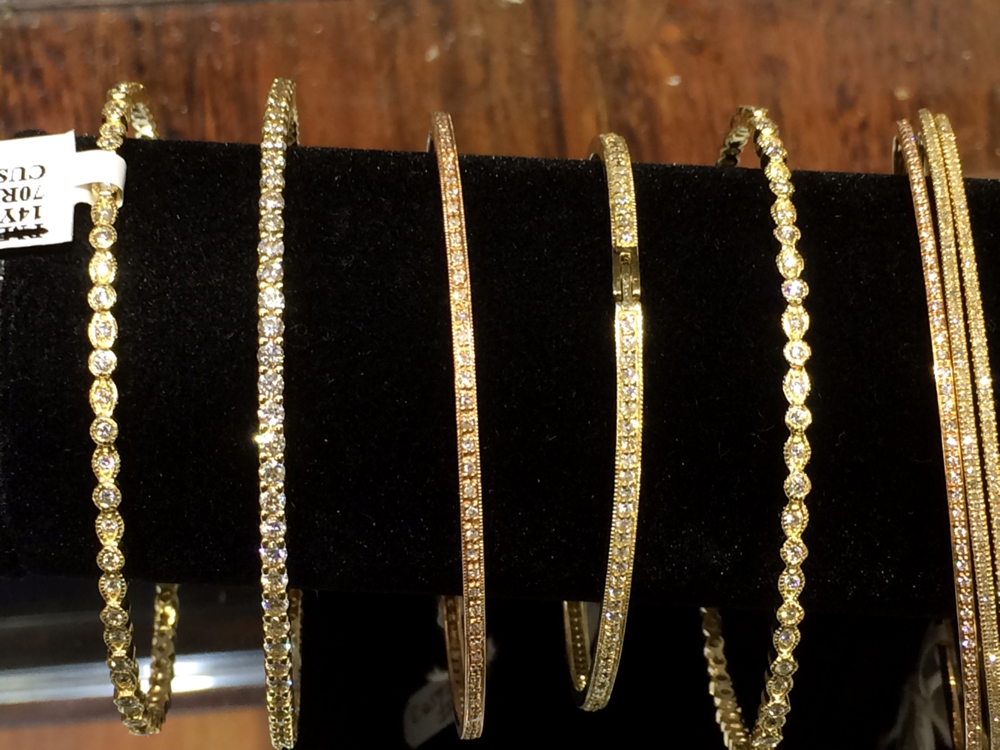 hoop earrings gold ops diamond wholesale white ice