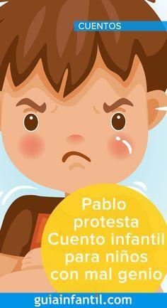 Un cuento para niños protestones