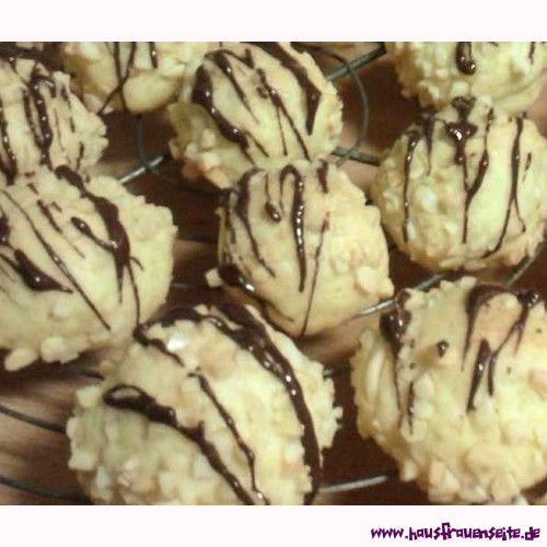 Knusperkugeln #quickcookies