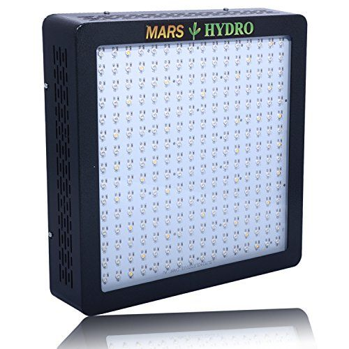 Marshydro Marsii 1200 Led Grow Light Full Spectrum High Penentration Led Grow Lamp The 552w True Watt Panel Light Lighting Led Grow Lights Led Grow Grow Lamps