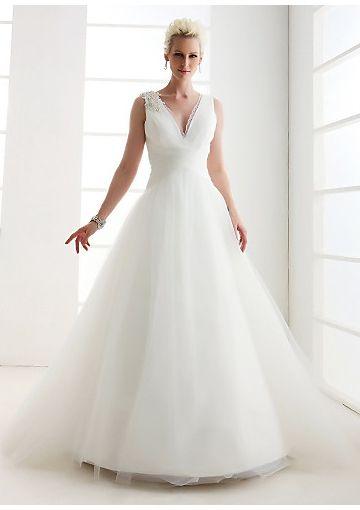 image result for wedding dresses for big busted brides