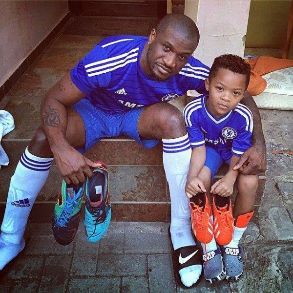 Nigerian Blog: News update In Nigeria | Kokolevel's Blog: Peter Okoye Praises Son, Cameron As He Emerges Top...