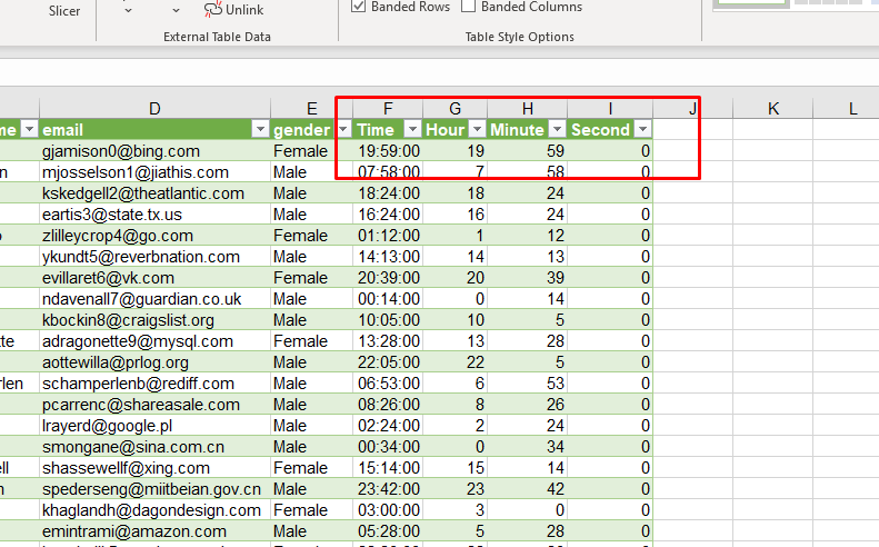 Photo of Split the Time Using Power Query or Get & Transform One of the interesting featu…