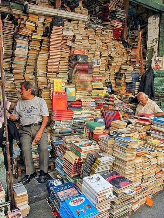 Librería México