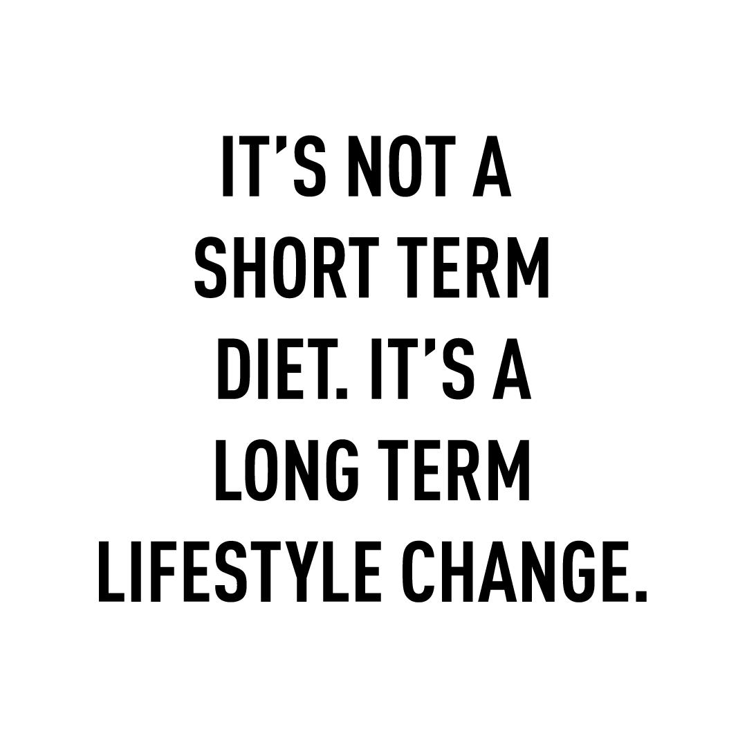 Lifestyle Change Nutritionquotesfitness