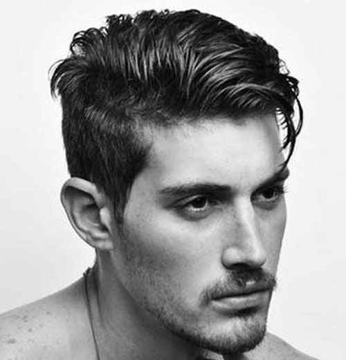 Short Sides Long Top Hairstyles Long Hair Styles Men Thick Hair Styles Top Hairstyles