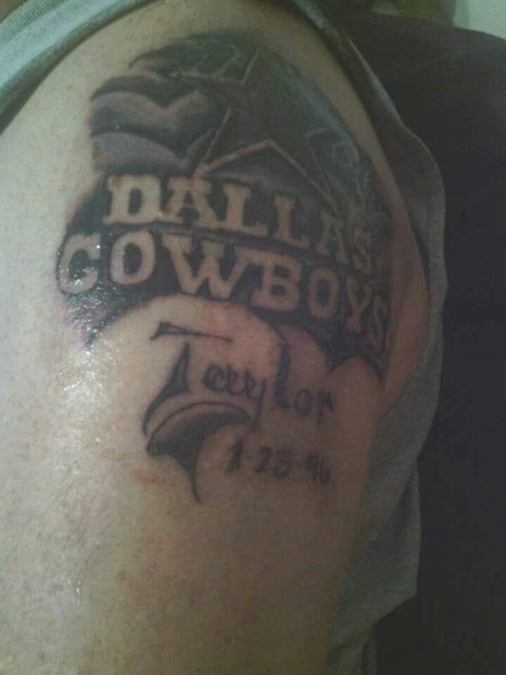 Pin by jeff on dallas cowboys tattoos cowboy tattoos