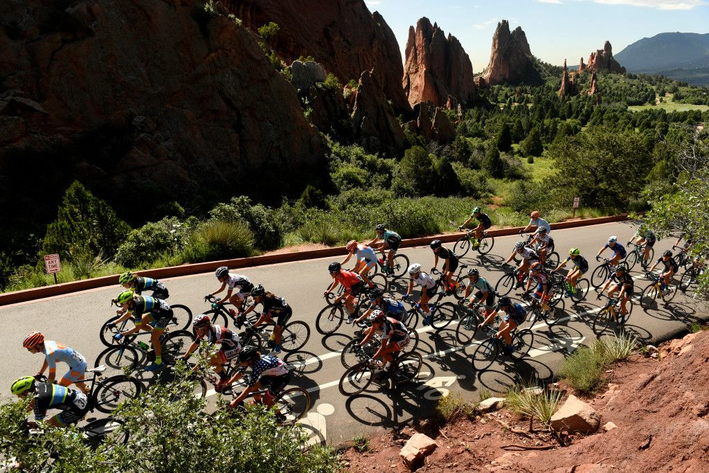 PHOTOS Colorado Classic bike race 2017 (With images