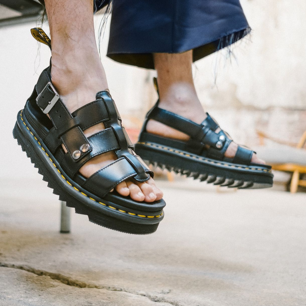 Dr martens terry | shoes | Dr martens sandals, Sandals, Fashion