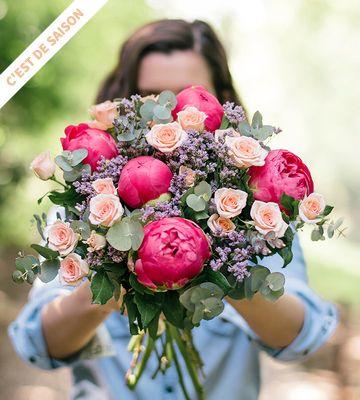 livraison express de fleurs fraiches en france bergamotte flower power pinterest wedding. Black Bedroom Furniture Sets. Home Design Ideas