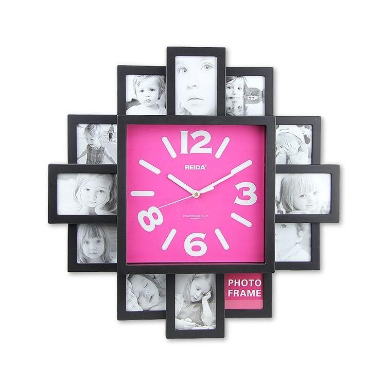 настенные часы своими руками из фотографий сожалению