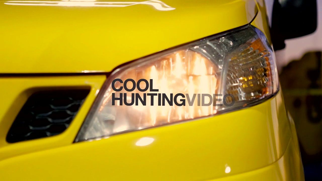 Cool Hunting Video: NYC Taxi of Tomorrow. Fulfilling a lifelong dream, we recently hit the streets in a brand new NYC Taxi from Nissan. Whil...