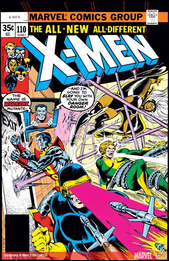 Uncanny X Men 1963 110 X Men Marvel Comics Covers Comic Books