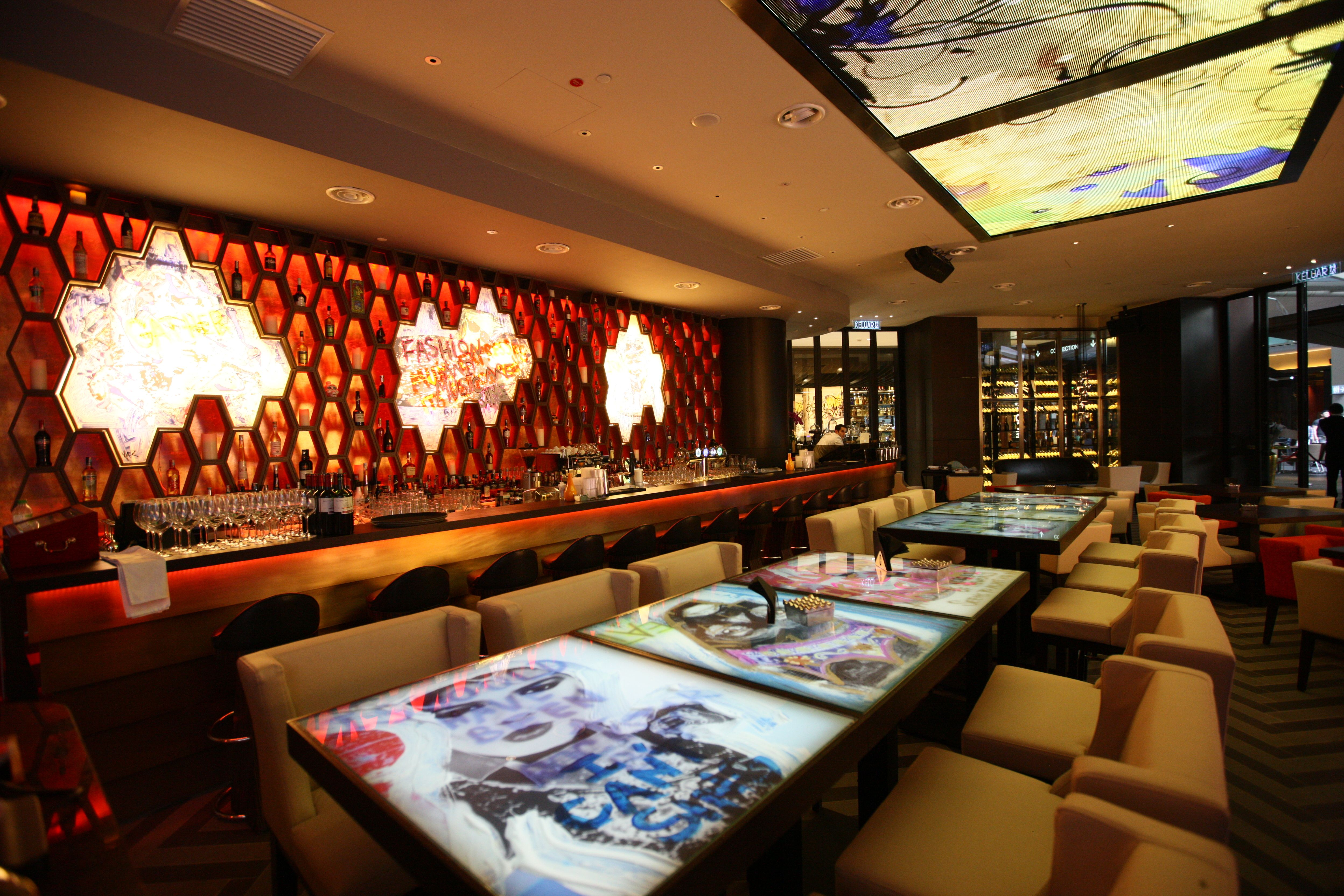 Restaurant Lighting Ideas Restaurant Lighting Design Ideas Regarding Amazing