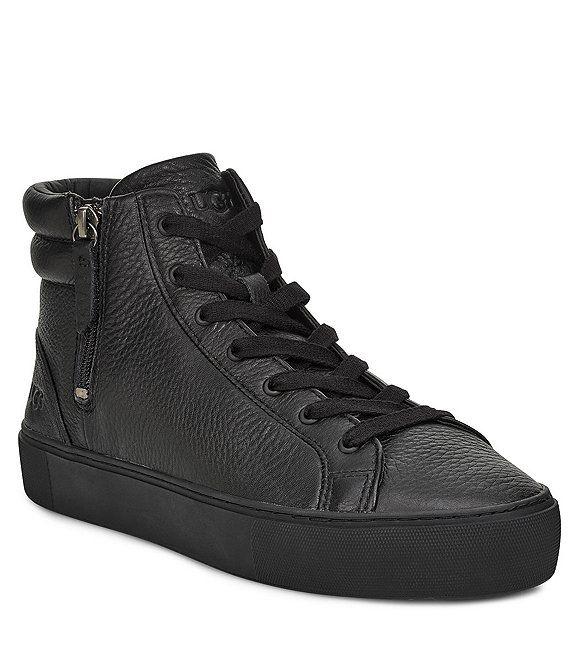UGG® Olli Leather High Top Sneakers