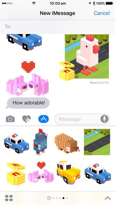 Crossy Road on the App Store(이미지 포함) 게임