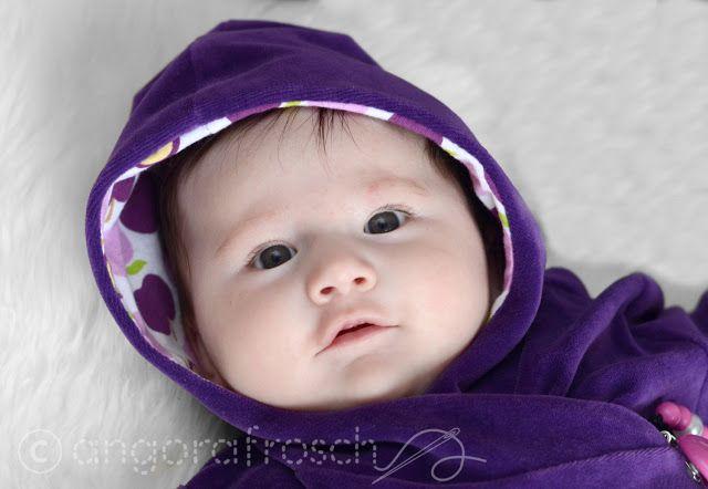 gratis schnitt - hoodie mit geschichte | Anleitungen, Baby und ...