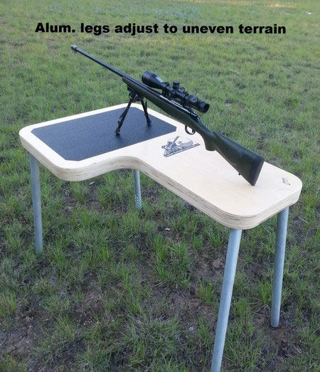 Rifle rest diy sweepstakes