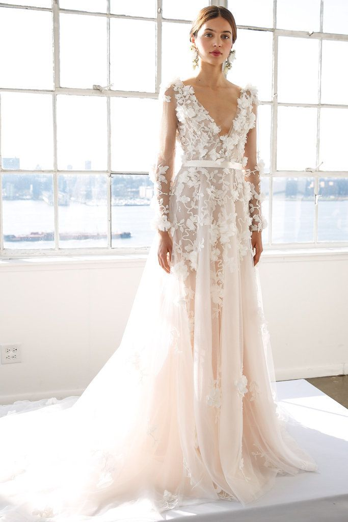 Your Guide to 2017's Biggest Wedding Dress Trends | Wedding