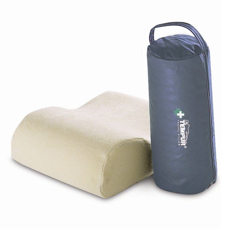 TEMPUR TRADITIONAL TRAVEL Pillow New