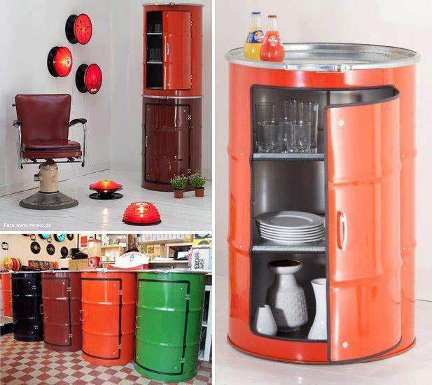 Sheila Ponties Designer: Sugestões de Reciclagem Ev Aksesuarları
