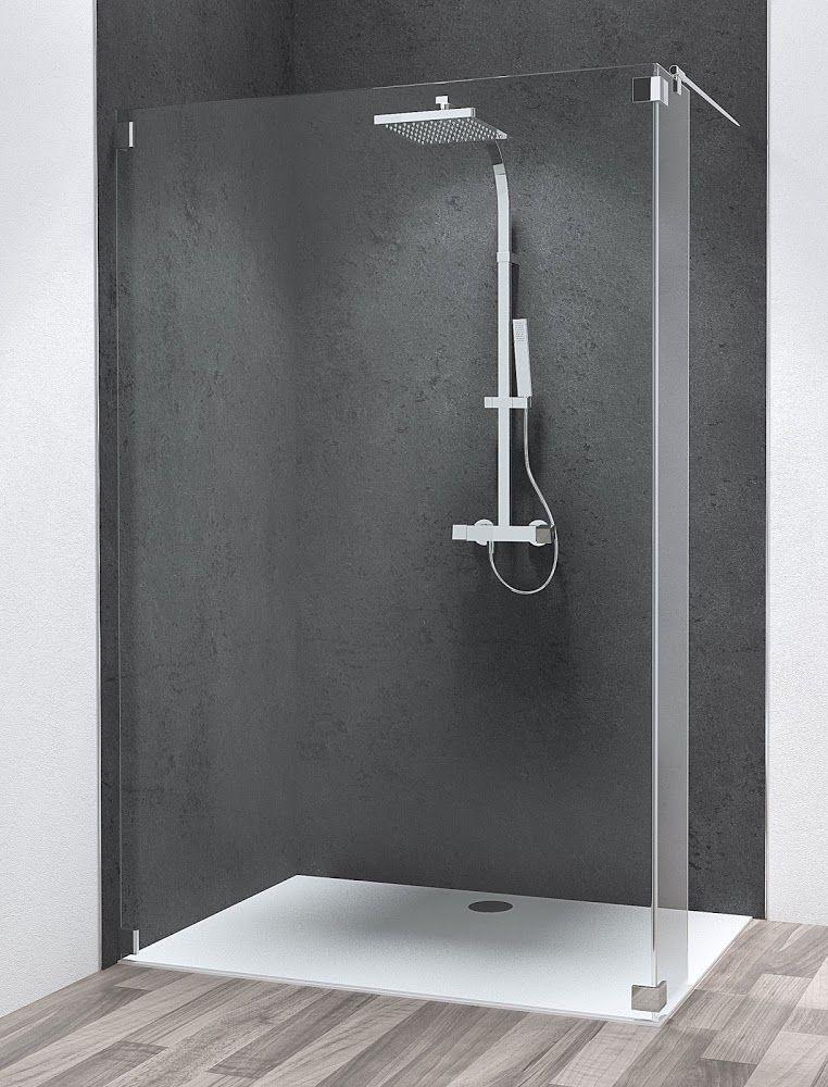 Bei den Duschkabinen der Serie Davita handelt es sich um