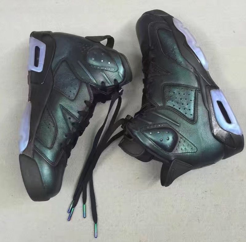 Air Jordan 6 Chameleon (All Star) • KicksOnFire.com